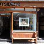Banksy und The Invader – Originale auf Theoutsiders.net