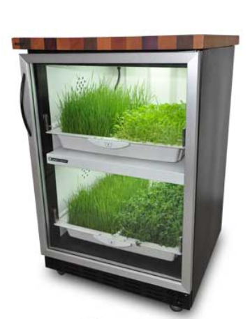 urban cultivator gew chshaus f r die k che. Black Bedroom Furniture Sets. Home Design Ideas