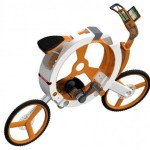 Donut Folding Bicycle – Ein Faltrad der besonderen Art