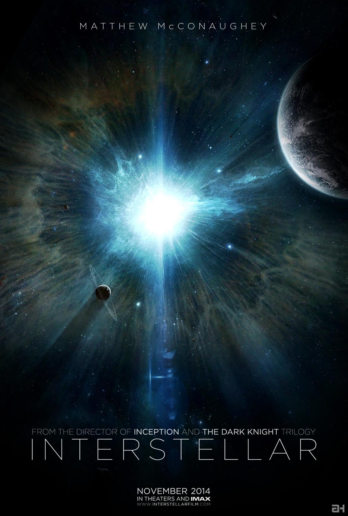Interstellar Poster interstellar-poster | ...