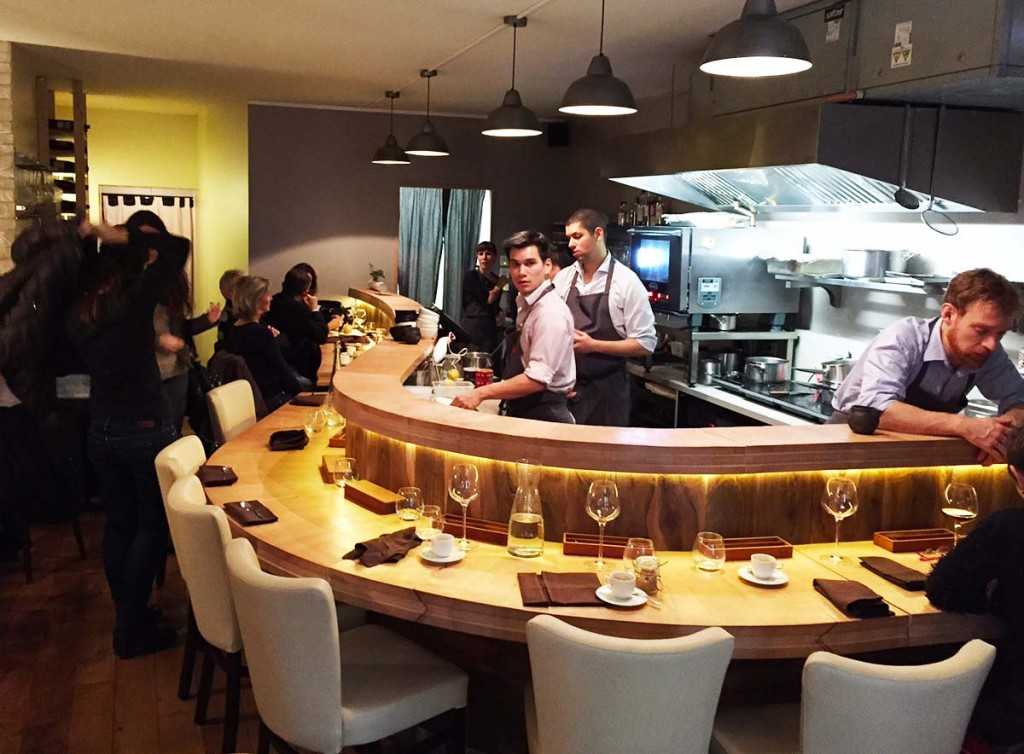 Miles in bordeaux the great hope of french cooking - Restaurant le garage bordeaux ...