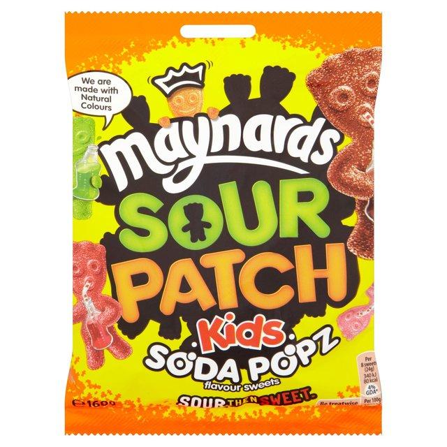 sour patch kids shot